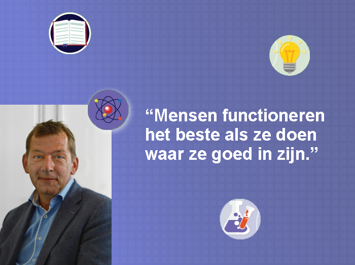 Hans Dirkzwager, RheiGroup, quote, learning